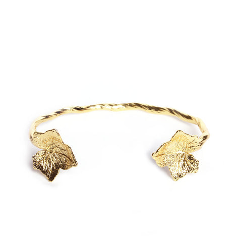Taiga Gold Bangle