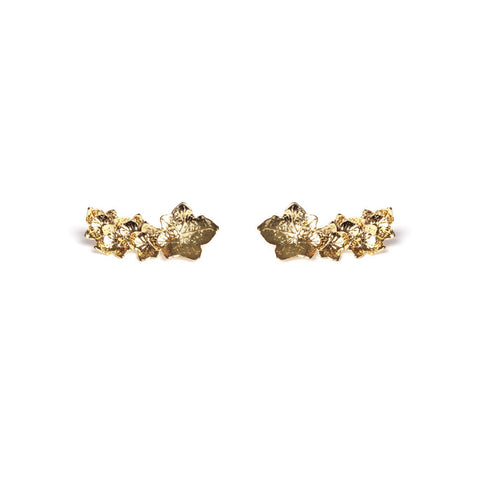 Yili Gold Earrings - Emma & Chloe