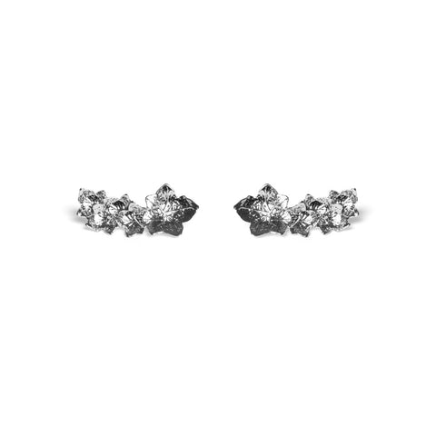 Yili Silver Earrings - Emma & Chloe