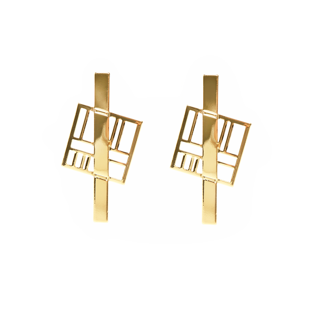 Winlsow earrings-Earrings-Calepinage-Emma & Chloe US