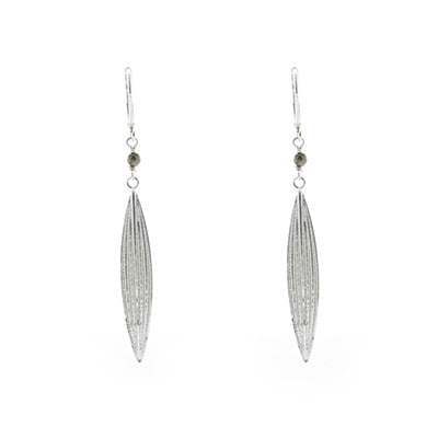 Dormeuses earrings - Emma & Chloe
