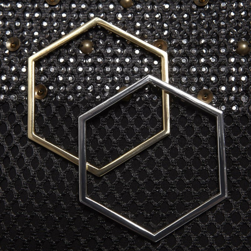 The Hexagon Bracelet - January 2015 Box - Emma & Chloe