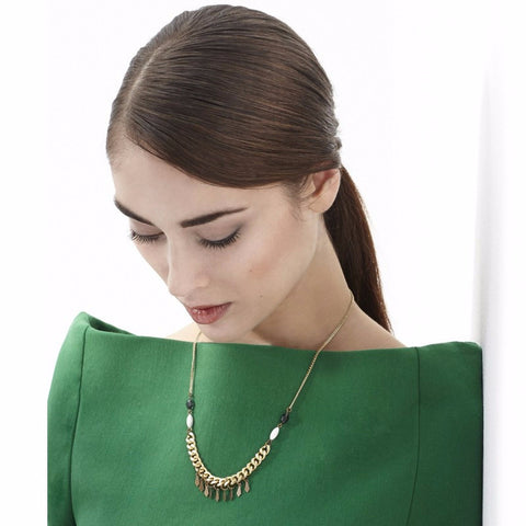 The Marais Necklace - May 2014 Box - Emma & Chloe