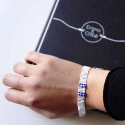 The Phindile Bracelet - July 2015 - Emma & Chloe