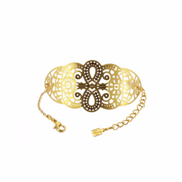The Infinity Bracelet - January 2014 Box - Emma & Chloe