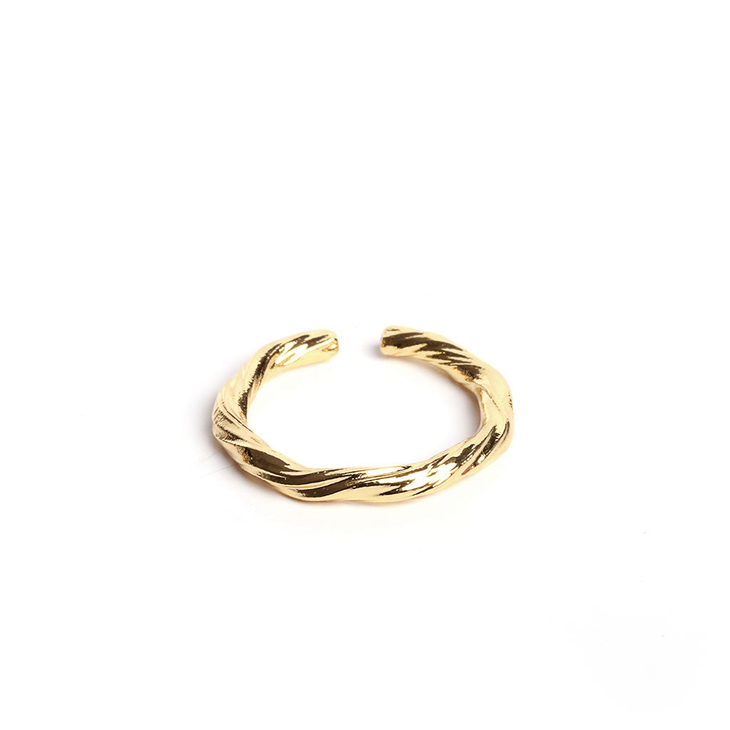 Tijuca Gold Ring