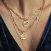 Aquarius Necklace - Emma & Chloe