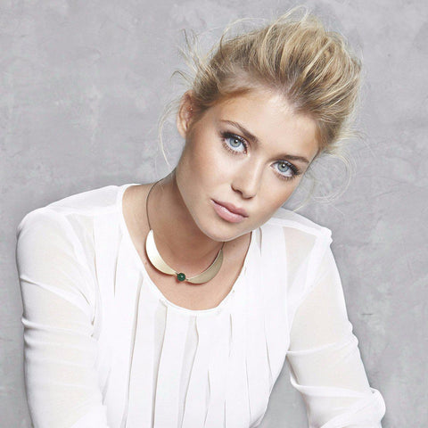 The Claudine Necklace - September 2014 Box - Emma & Chloe