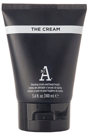 THE CREAM crema de afeitado y lavado de barba 100 ml.