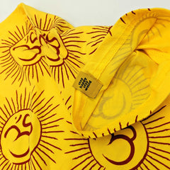 OM / AUM All Over Print  - Sunlit Shirt