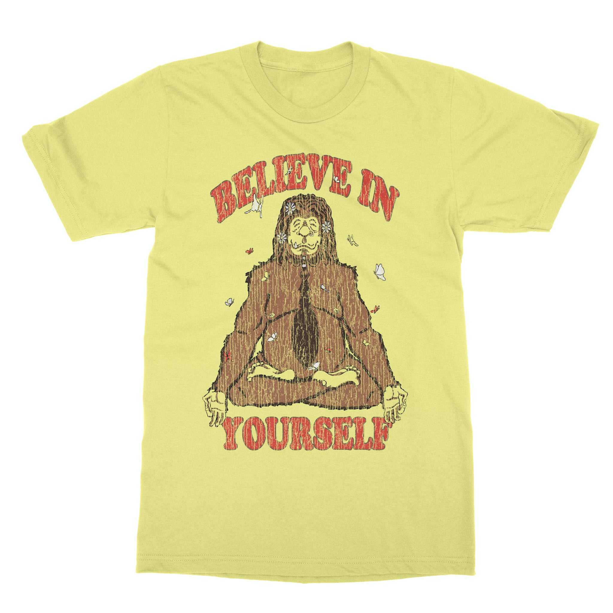 Believe In yourself  - Golden Maize Shirt
