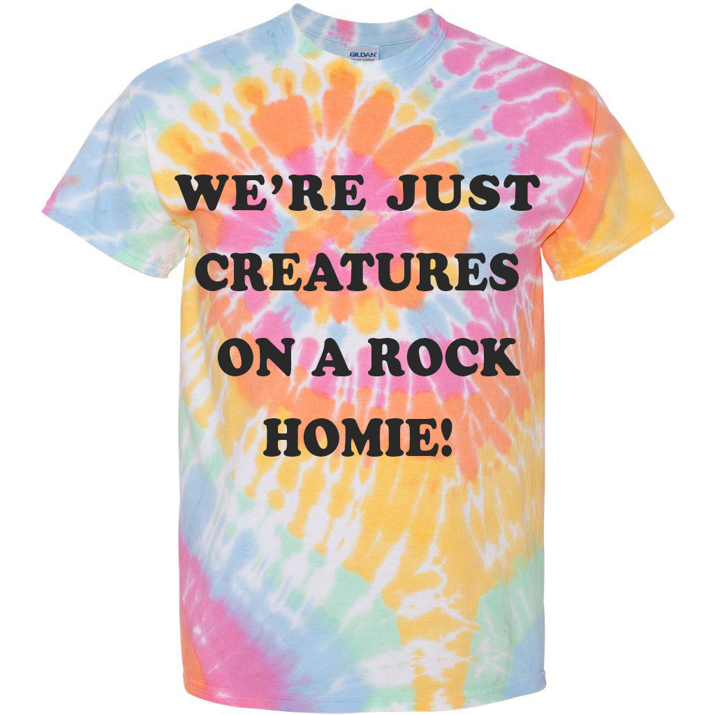 Creatures - Original Tie Dye Shirt