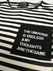 Endless Universe Striped Long Sleeve