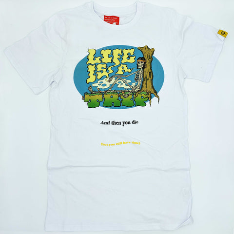 Life is a Trip - Bone White Shirt