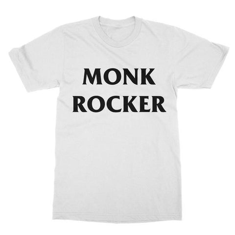 Monk Rocker Donation Shirt