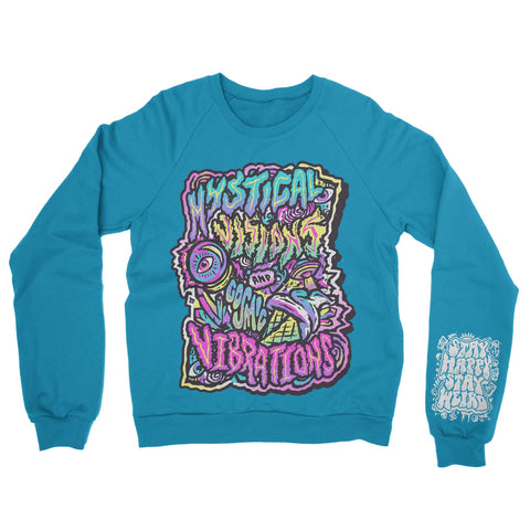 Mystical Visions - Sapphire LIMITED Crew Sweatshirt