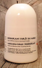 Northern Forest  Deodorant (Roll-on)|Déodorant Forêt du Nord  (à bille)