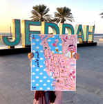 I Love Jeddah Map