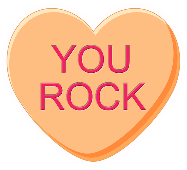 You Rock/I'm Yours