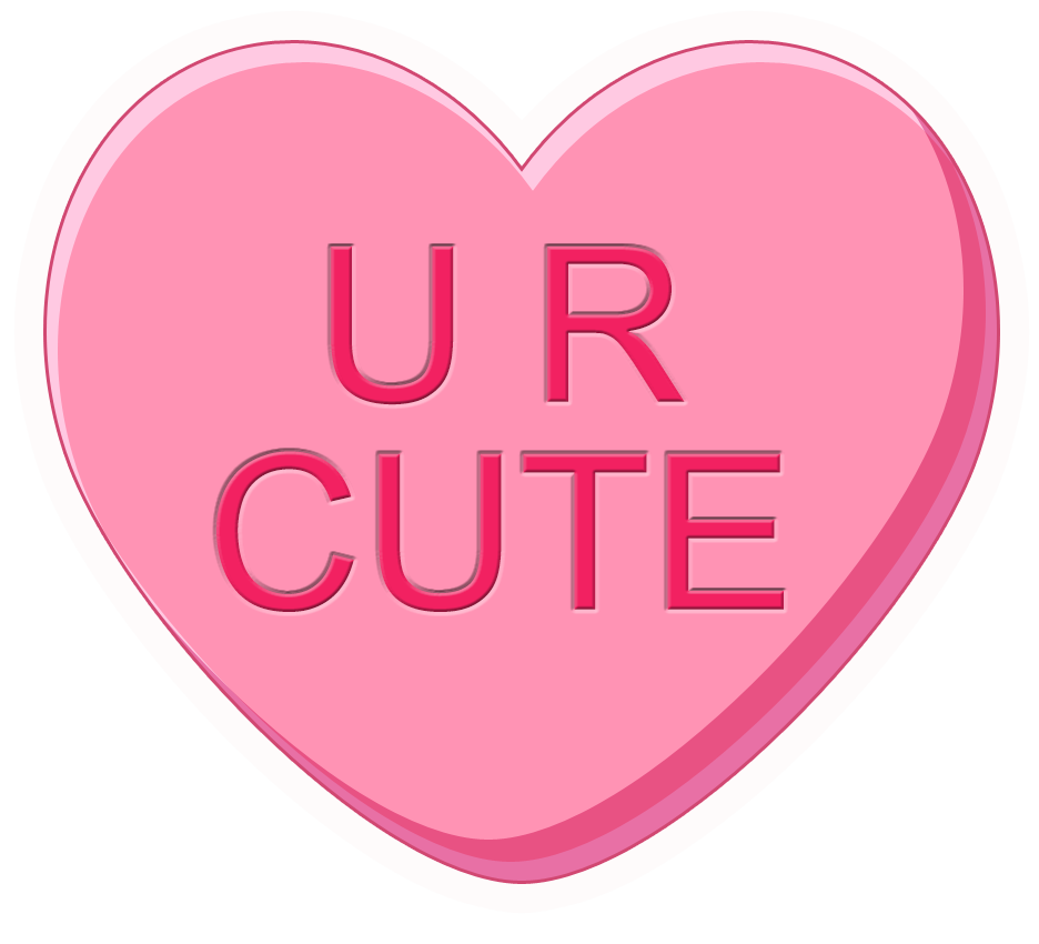 UR Cute/True Love