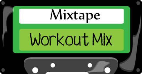 Mix Tape (blue/green)