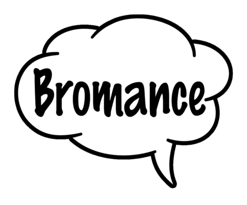 Bromance/Single Ladies Speech Bubble