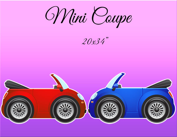 "Big ""Mini"" Coupe"