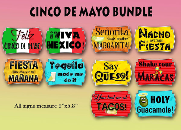Fiesta/Cinco de Mayo Bundle