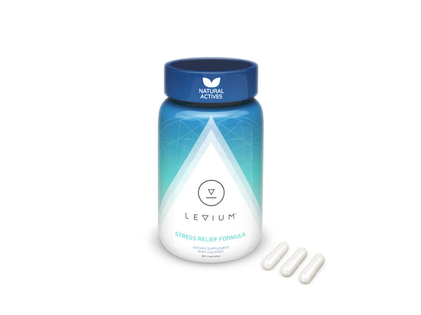 Levium Capsules 90-Count + Money Back Guarantee