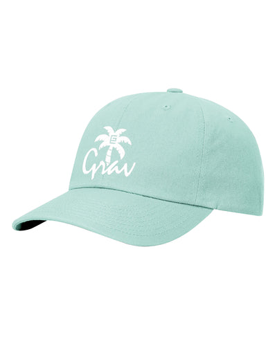 Grav Palm Dad Hat