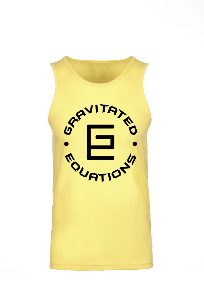 Circle Tank (Banana/Black) - Gravitated Equations ( GRAV )