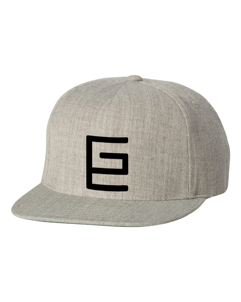 Classic Snapback (Gray) - Gravitated Equations