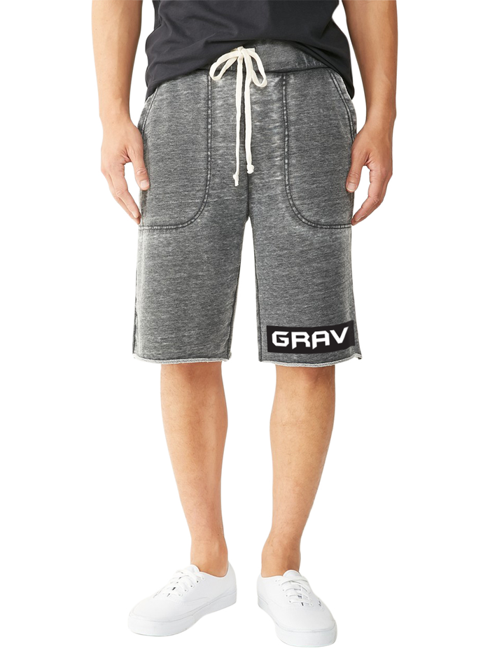 GRAV French Terry Shorts (Burnout)