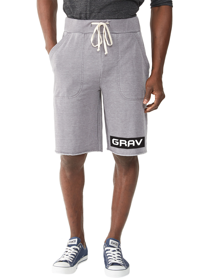 GRAV French Terry Shorts (Nickel)