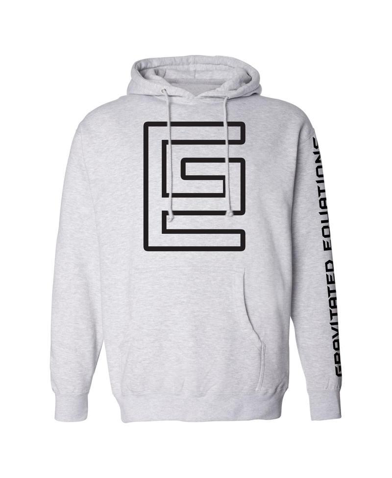 Hollow Hoodie (Grey/Black)