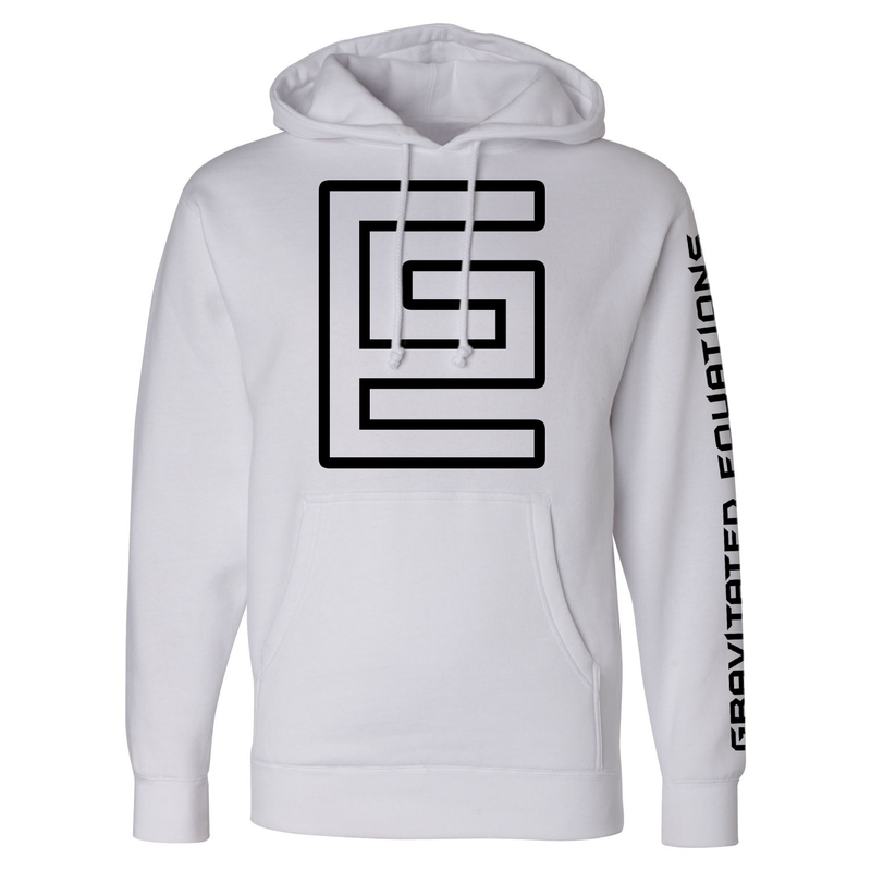 Hollow Hoodie (White/Black)