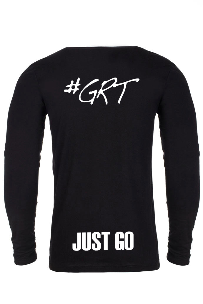 Gravitated Equations x GRT Long Sleeve (No Excuses)