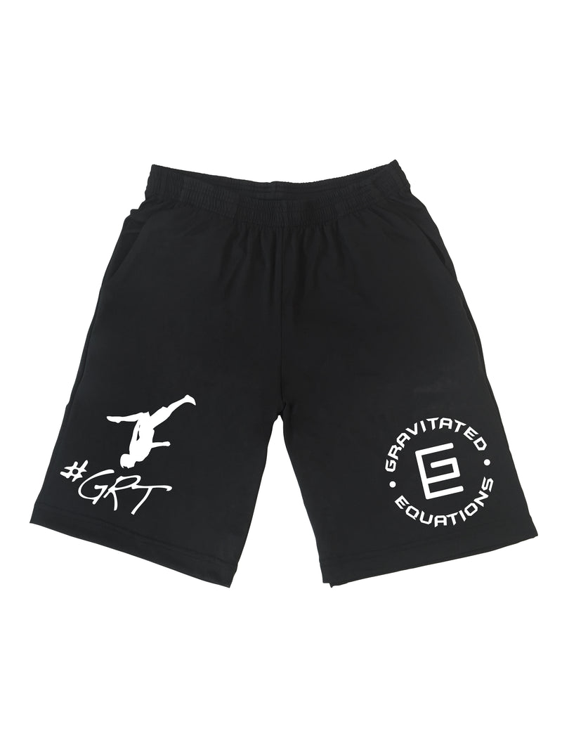 Gravitated Equations x GRT Athletic Shorts