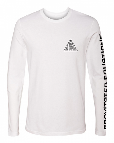 Triangle Maze Long Sleeve