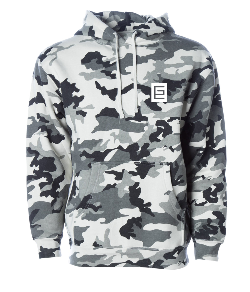 Polar Grav Camo Hoodie - Gravitated Equations (GRAV)