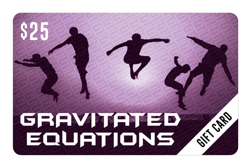 $25 Gift Card - Gravitated Equations (GRAV)