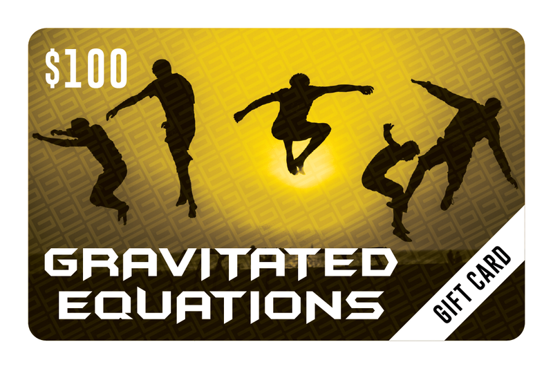 $100 Gift Card - Gravitated Equations (GRAV)