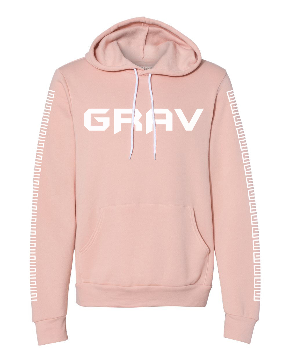 Gravitated Equations GRAV Hoodie Sweatshirt Clothing