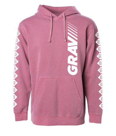 Grav Diamond Hoodie - Gravitated Equations (GRAV)