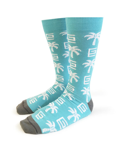 Grav Aquatic Mid-Calf Sock