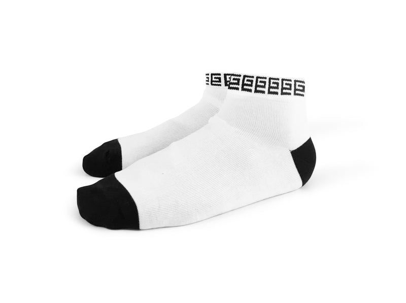 Grav Ankle Sock - Snow Cap