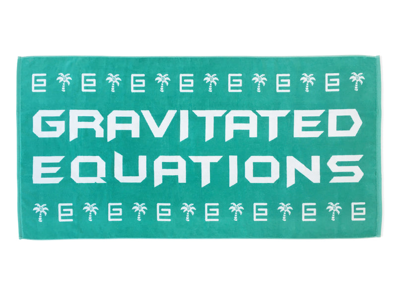 Gravitated Equations Towel