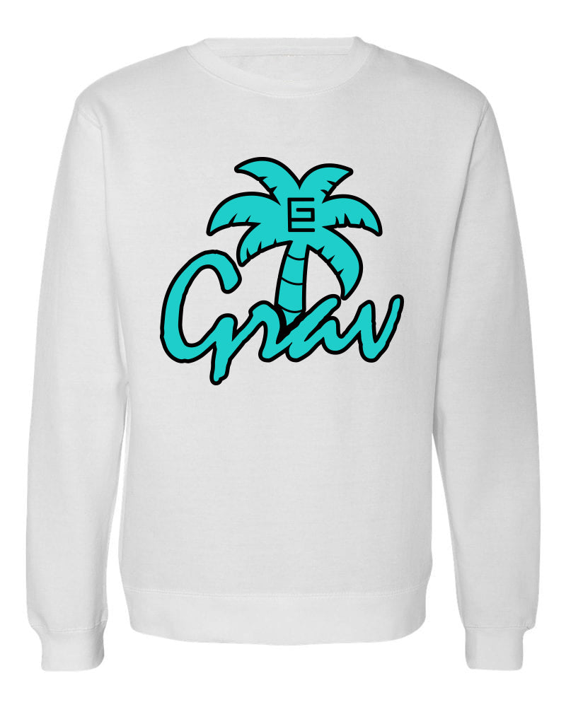 Grav Palm Crewneck (Limited Edition)