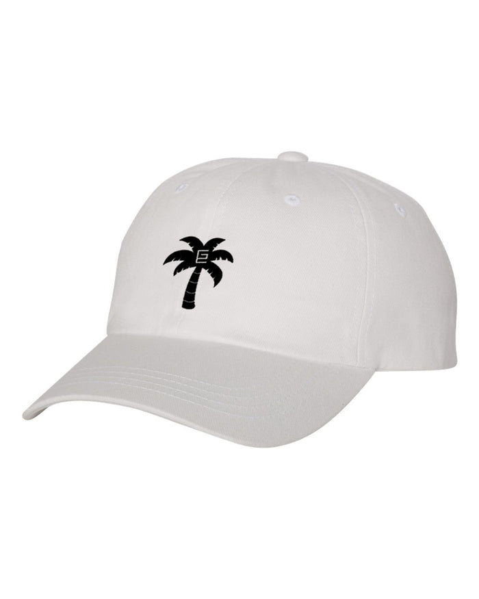 Palm Tree Dad Hat