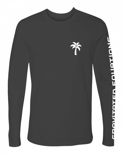 Palm Tree Long Sleeve